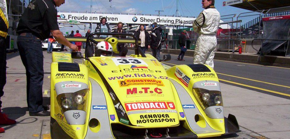 Le Mans Endurance Series Nürburgring 2004