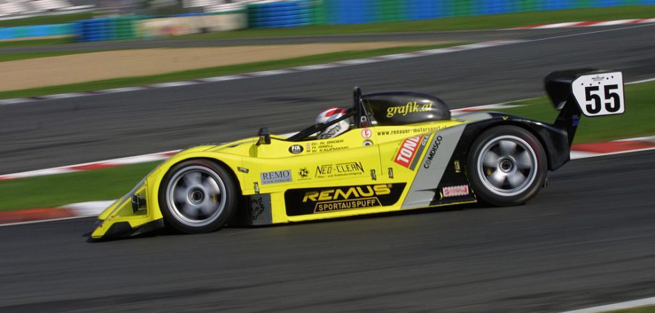 FIA Sportscar Challenge 2001