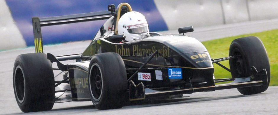 Formel Renault RB-Ring 2020