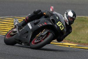 Mein erstes Motorradrennen ;)
