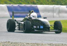 Sieg im Formel Renault!
